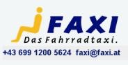 FAXI Das Fahrradtaxi